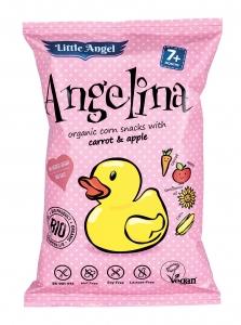 Little Angel - Angelina - Karotte Apfel