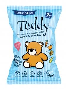 Little Angel - Teddy - Karotte Kürbis