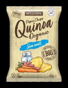 McLloyd's Popiii Quinoa Sea Salt
